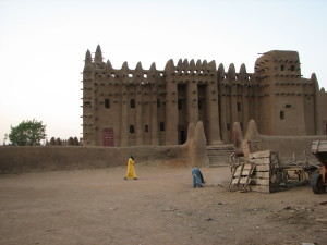 Best of Djenne mosque copy